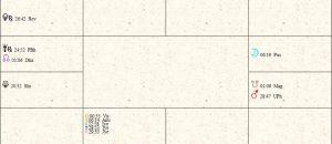 Claude Monet Moon Chart 02