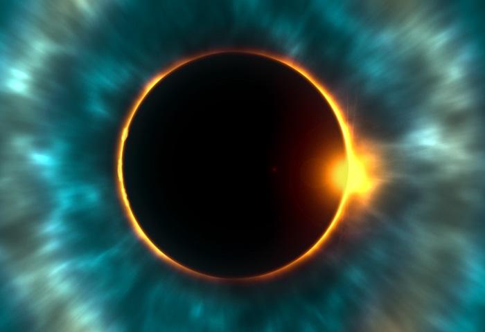 2018 BIG Aquarius Solar Eclipse